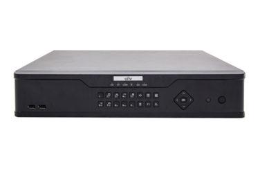 Видеорегистратор Uniview NVR308-16E/32E/64E | unv.com.ua