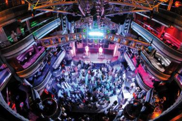 Cистемы видеонаблюдения Uniview в клубе Discoteca Teatro Kapital | unv.kiev.ua