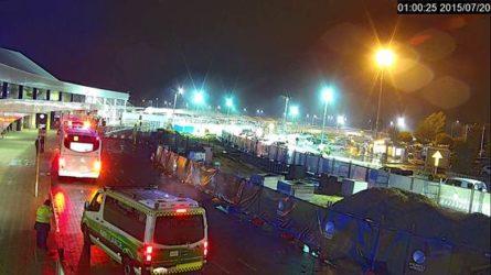 Cистемы видеонаблюдения Uniview в международном аэропорте города Перт   unv.kiev.ua