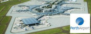 Cистемы видеонаблюдения Uniview в международном аэропорте города Перт | unv.kiev.ua
