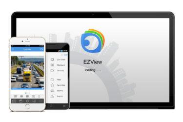 Мобильное приложение EZView