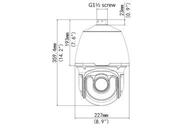 PTZ видеокамера Uniview IPC6252SR-X22UG   unv.kiev.ua