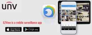 Обновлено приложение EZview | unv.com.ua